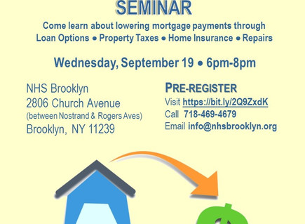 Stressed by High Property Taxes? Free Events in September Offer Help