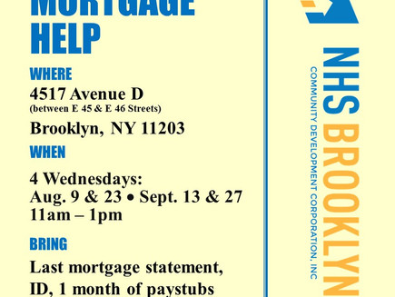 Councilman Jumaane Williams Hosts Foreclosure Intervention Clinics