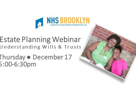 Estate Planning: Wills, Trusts & More