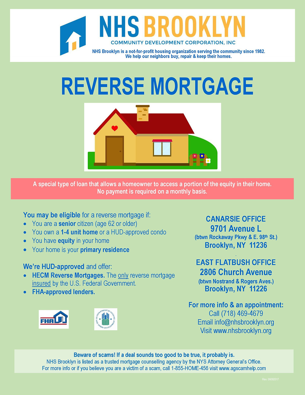 reverse mortgage HECM counseling