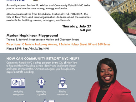 Free Summer Energy Resource Fair for Multifamily Building Owners