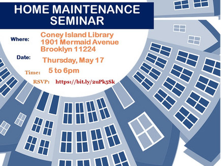 TONIGHT! Housing Help in Coney Island