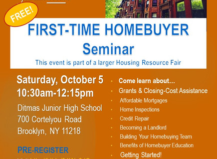 Free Home Buyer Seminar: Grants and more! (Kensington)
