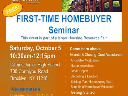 Free Home Buyer Seminar: Grants and more! (Kensington)