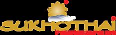 Logo Sukhothai, western, thai, asian, vietnamese, french, cuisine