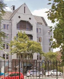 Anneliese Gilberd Academy New Zealand, AGA christchurch campus, YMCA exterior buildng