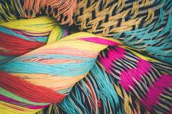 Acrylic perforamance yarn