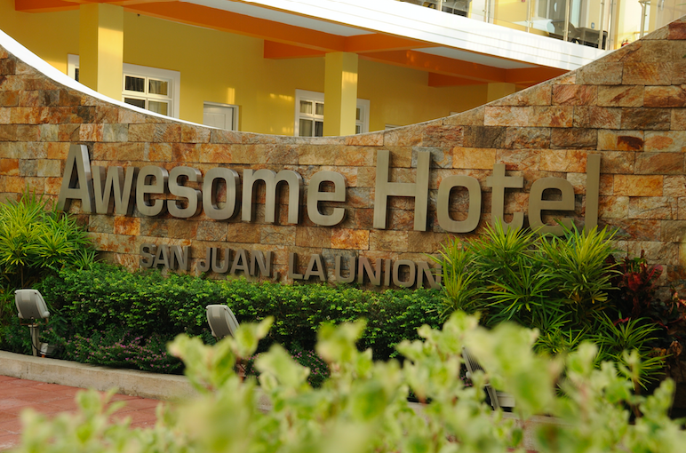Welcome to Awesome Hotel