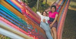 Happy hammocking !
