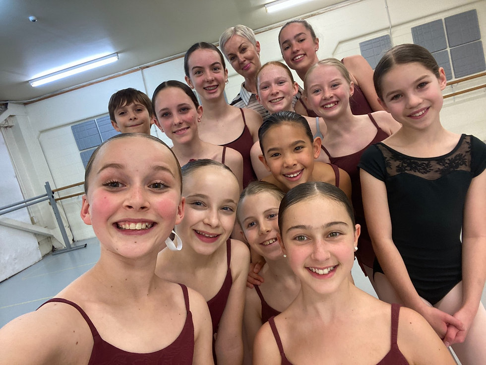 Anneliese Gilberd Academy New Zealand, dance and education, junior national coaching programme