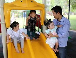 Enjoy kids and family activities at Picnic Resort, Cambodia