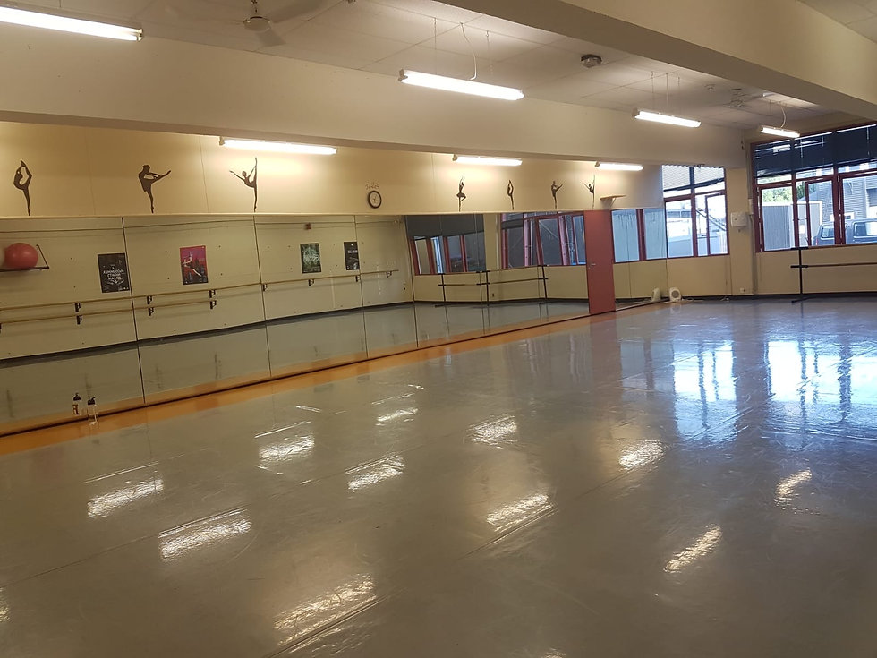 Anneliese Gilberd Academy New Zealand, AGA christchurch campus, gym floor