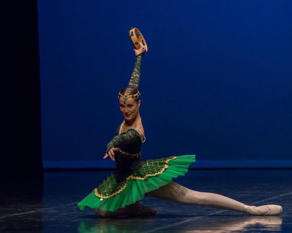 Anneliese Gilberd Academy New Zealand, achievements, full time professional ballet school