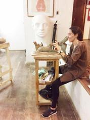 Clay Sculpting / Escultura em Argila / Escultura de Arcilla
