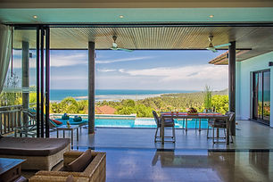 baan saitara villa koh samui, luxury private accommodation samui, south thailand luxury apartment, quality wedding hotel