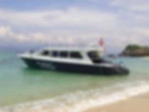 Fast boat Bangsol, bluewater express, Serangan Harbour transfers to Lombok Senggigi Hotel, Gili Islands, Bali, Indonesia