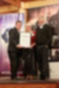 Penguin Waterfront Escape, Tasmanian regional tourism award