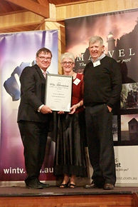 Penguin Waterfront Escape, Tasmanian regional tourism award