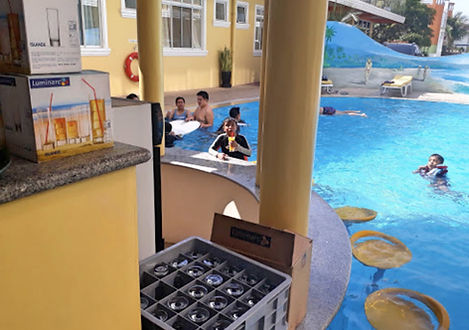 Awesome Hotel San Juan with swimming pool