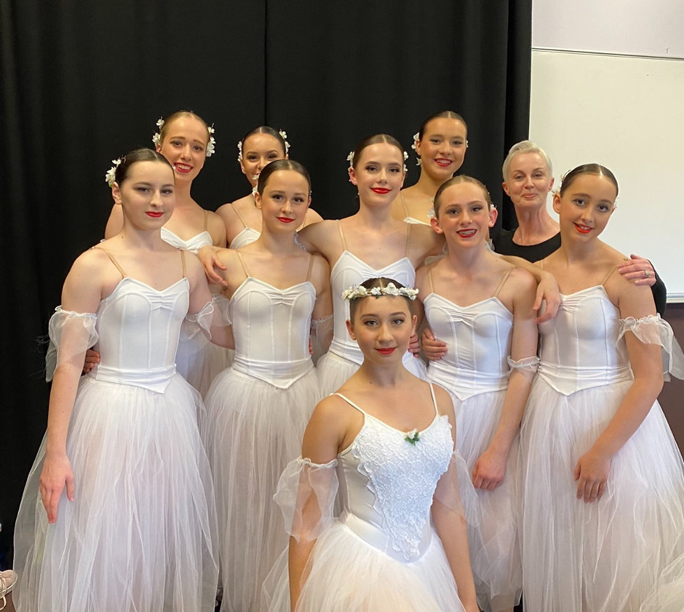 Anneliese Gilberd Academy New Zealand, achievements, group image