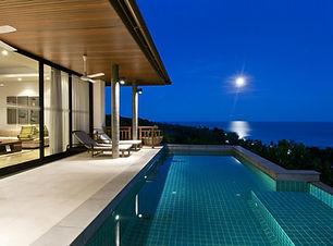 baan saitara villa koh samui, private kitchen, luxury apartment samui, full moon party phangan, honeymoon villa