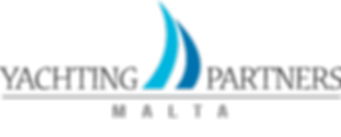 yachting partners malta logo, charter, hire, rental, brokerage, sales, marine products, powerboats, superyachs