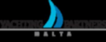 yachting partners malta logo, charter, hire, rental, brokerage, sales, marine products, powerboats, superyachs