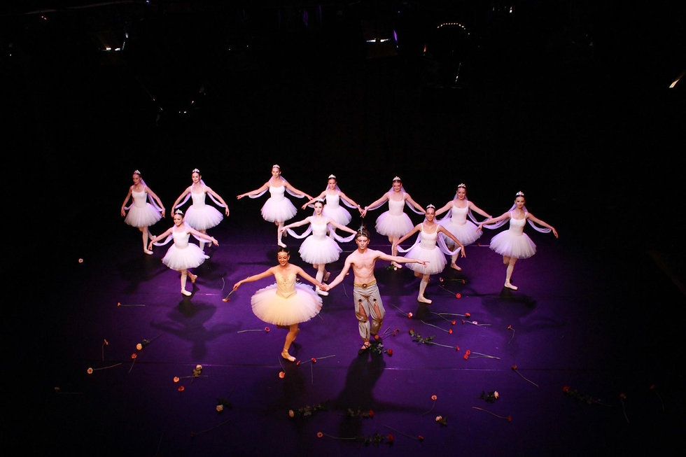 Anneliese Gilberd Academy New Zealand, achievements, classical ballet training