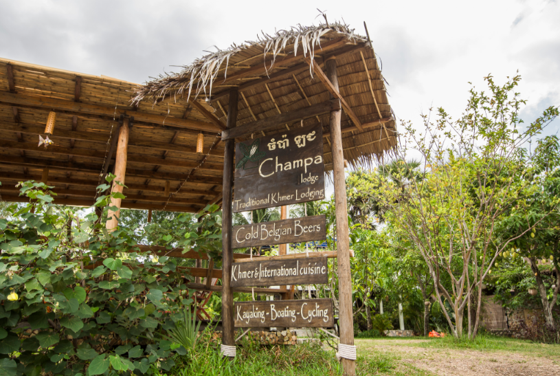 Welcome to Champa Lodge