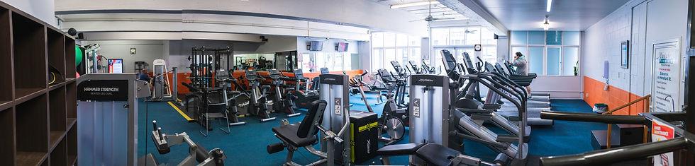 Anneliese Gilberd Academy New Zealand, AGA christchurch campus, YMCA gym