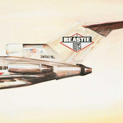 Beastie Boys - License To Ill