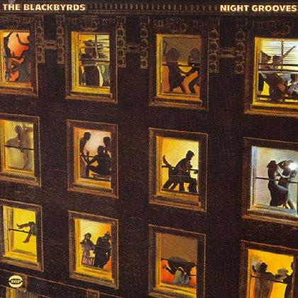 The Blackbyrds - Night Grooves