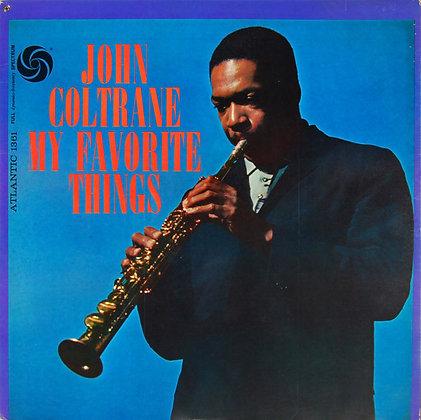 John Coltrane - My Favourite Things