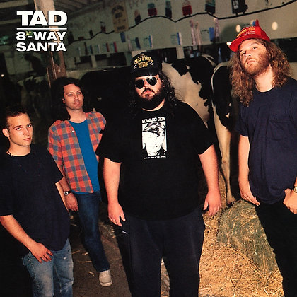 Tad - 8-Way Santa