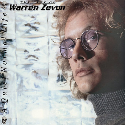 Warren Zevon - A Quiet Normal Life