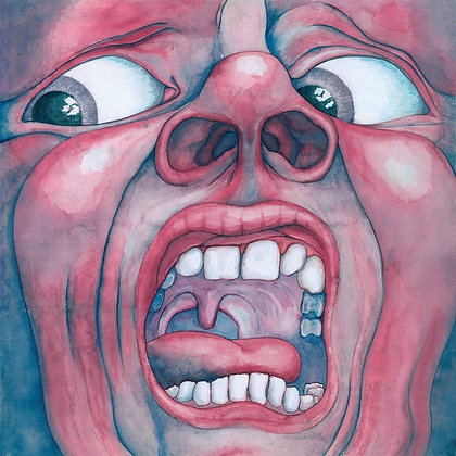King Crimson - In The Court Of The Kingdom King