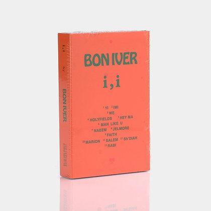 Bon Iver - I,I (Cassette)