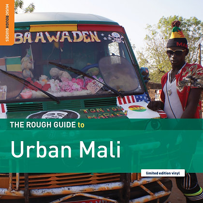 Various Artists - The Rough Guide To Urban Mali