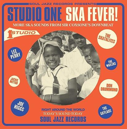 Various Artists - Studio One Ska Fever!