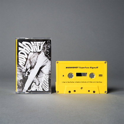 Mudhoney - Superfuzz Bigmuff (Cassette)