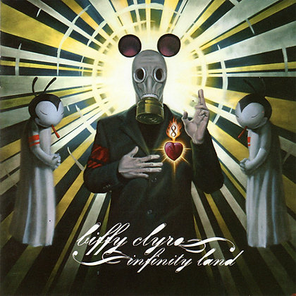 Biffy Clyro - Infinity Land