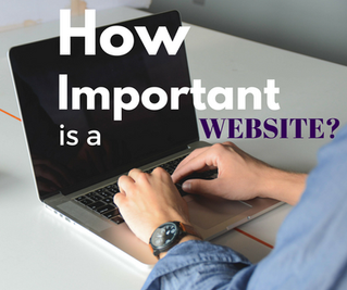 How Important is a Website?