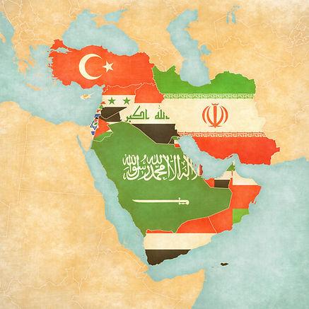 Middle East Attestation