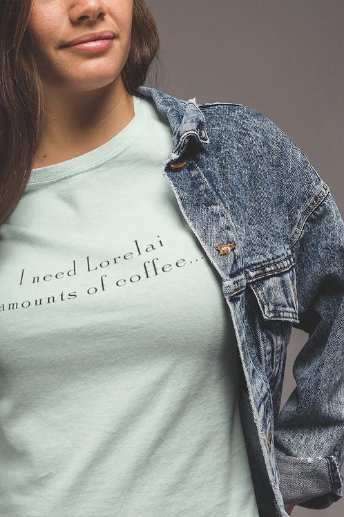 GILMORE GIRLS Extra Comfort T-shirt