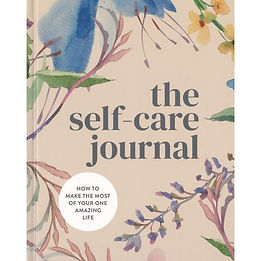 Self Care Self Love Book - The Self-Care Journal - Here's to Strength