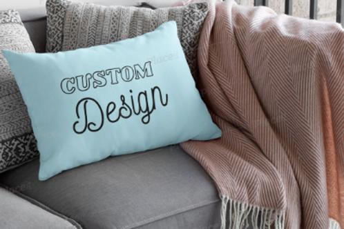 Custom Design Standard Pillowcase