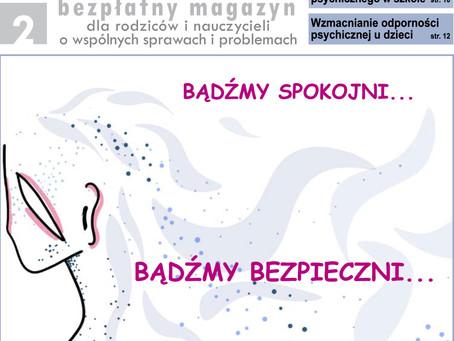 MAM DZIECKO W SZKOLE (2.2020)