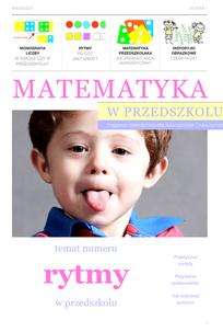 Matematyka w przedszkolu WRZESIEŃ 2019