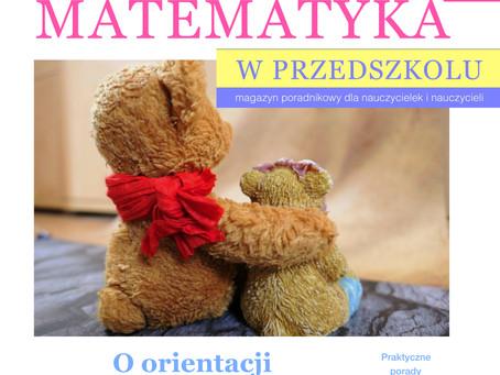 Poradnik metodyczny Matematyka w przedszkolu NUMER 2