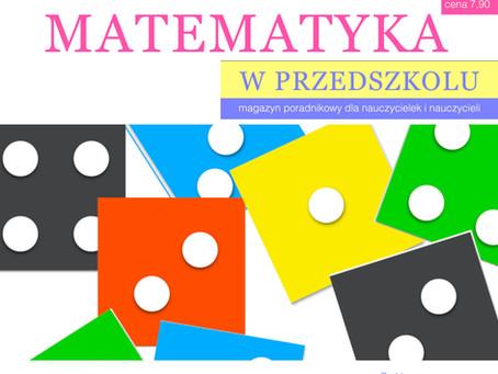 Poradnik metodyczny Matematyka w przedszkolu NUMER o LICZBACH I LICZENIU